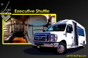 Jay's Valet Parking, Luxury Transportation & Pedicab Services