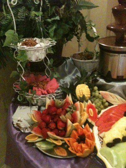 Fruit plattter