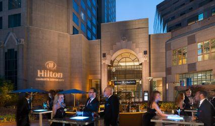 Hilton Charlotte Center City 1