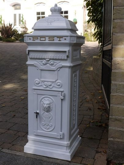 our post box