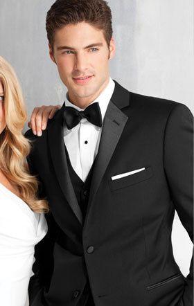 Classic tuxedo with vest