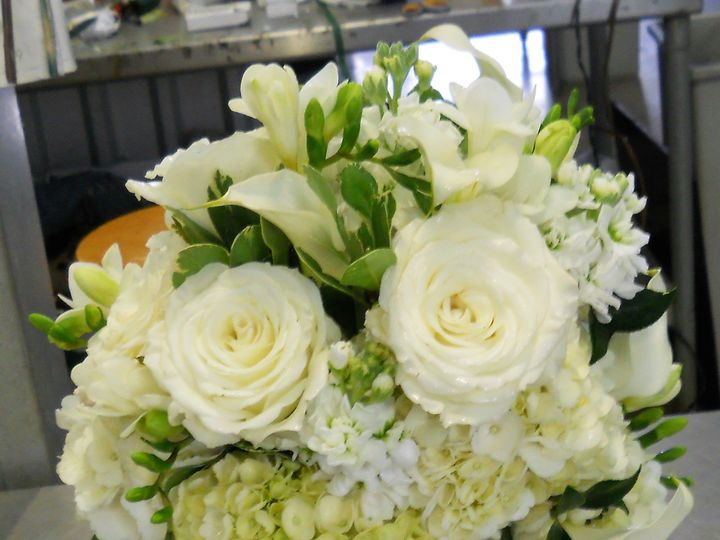 Tmx 1489088062752 White Bouquet Atlanta, Georgia wedding florist