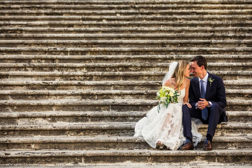 Wedding in Todi, Umbria