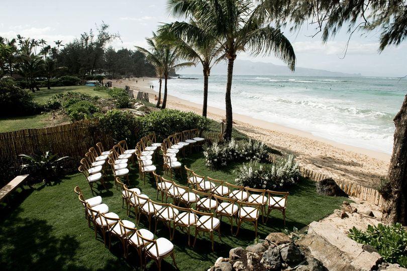 50 Ocean Front Seats