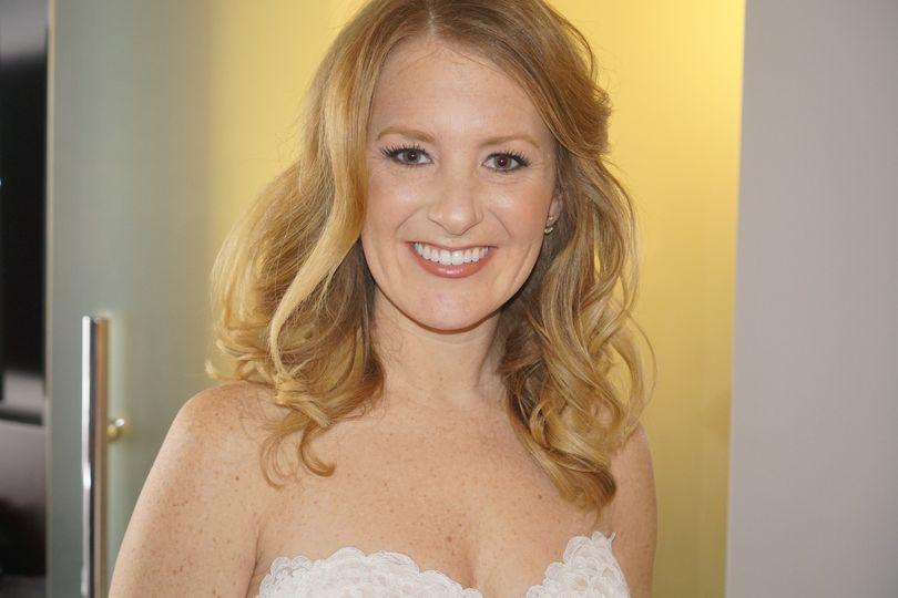 Theresa - Airbrush Bride