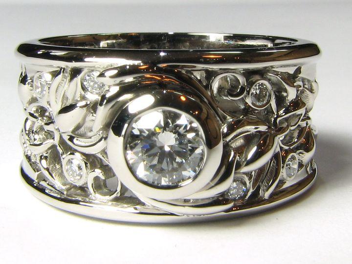 Tmx Flower Ring1 51 146271 159080274138948 Sudbury, MA wedding jewelry