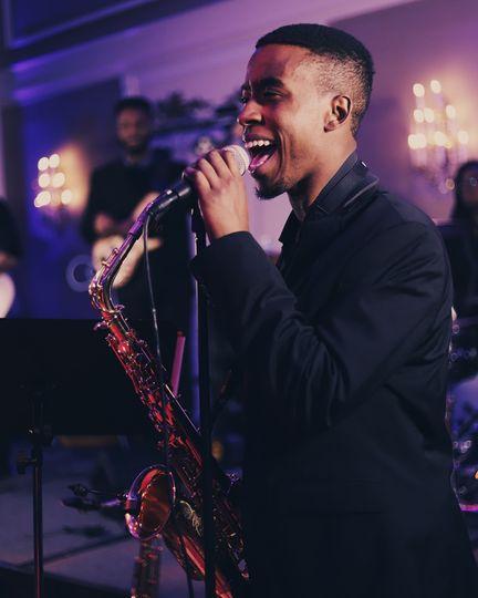 Saxophonist/Vocalist