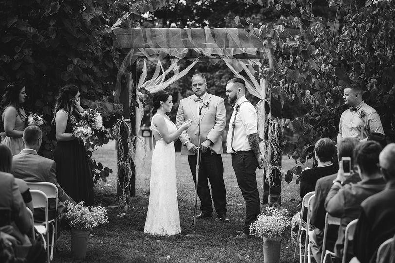 Weddinng vows