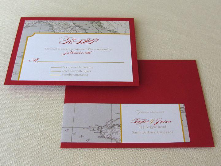 Tmx 1437504384409 Italy Map Rsvp 2 Phoenixville wedding invitation