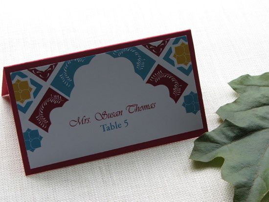Tmx 1437505810010 Imbue You Mexican Place Card Phoenixville wedding invitation