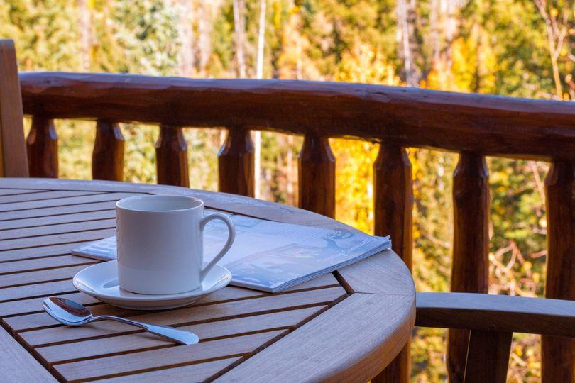 Cabin life coffee