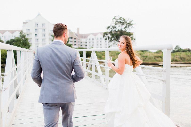 Coastal Virginia Wedding