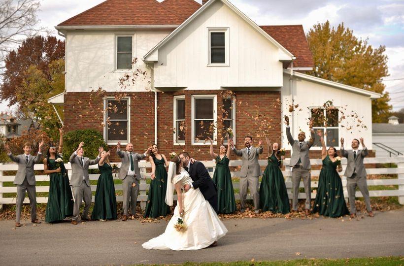 Greenbank wedding