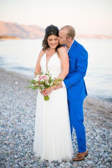 beach destination wedding planners in rhodes greec