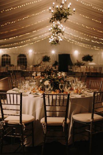 Lyndhurst Mansion Reception
