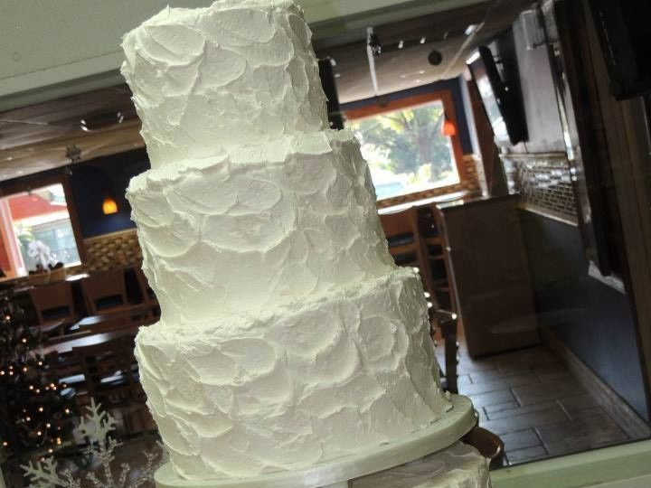 Tmx 1460730252773 White Cake Tampa, FL wedding cake