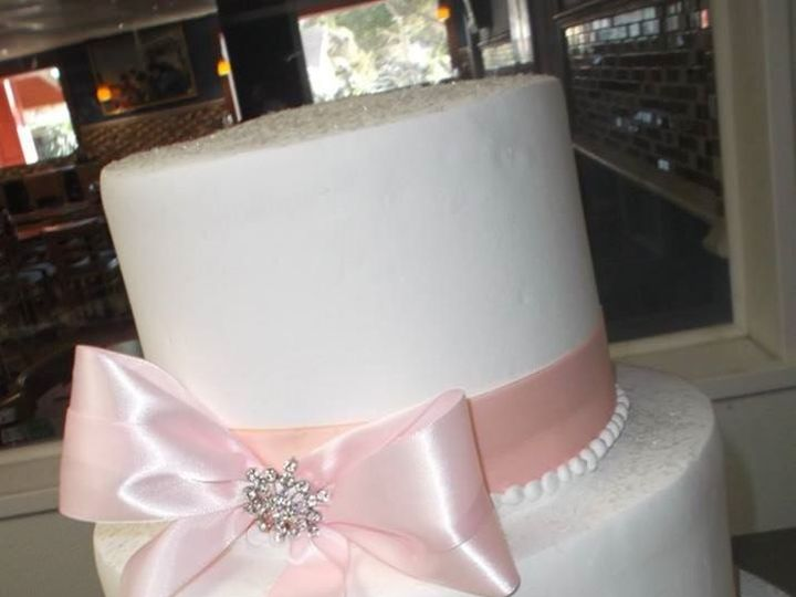 Tmx 1460730279138 Wedding Pink Tampa, FL wedding cake