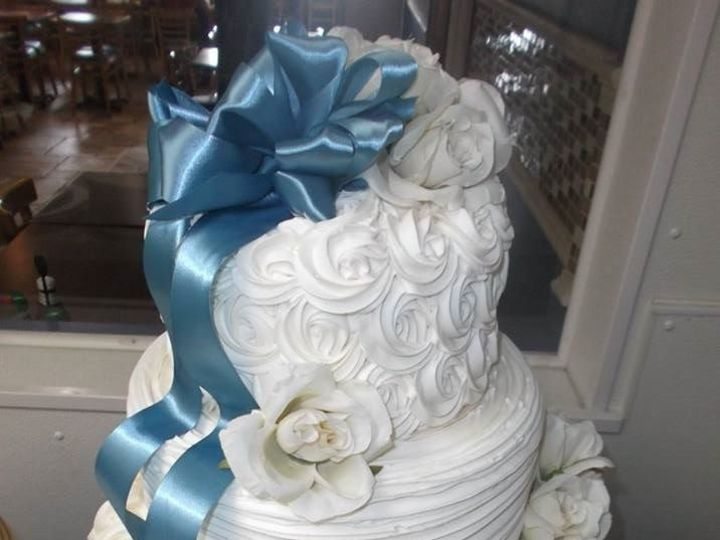 Tmx 1460730302927 Wedding White Tampa, FL wedding cake
