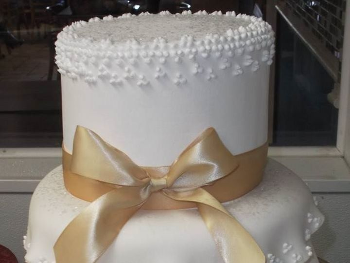 Tmx 1460730314711 Wedding Gold Tampa, FL wedding cake