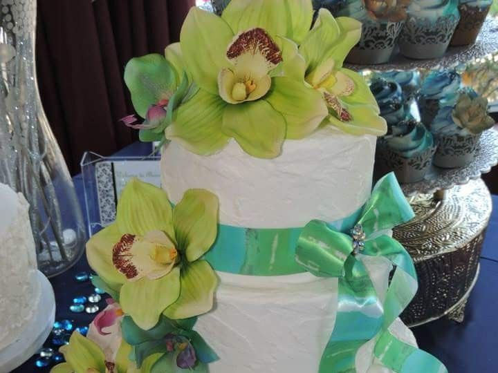 Tmx 1463682330755 Facebook1463625911482 Tampa, FL wedding cake