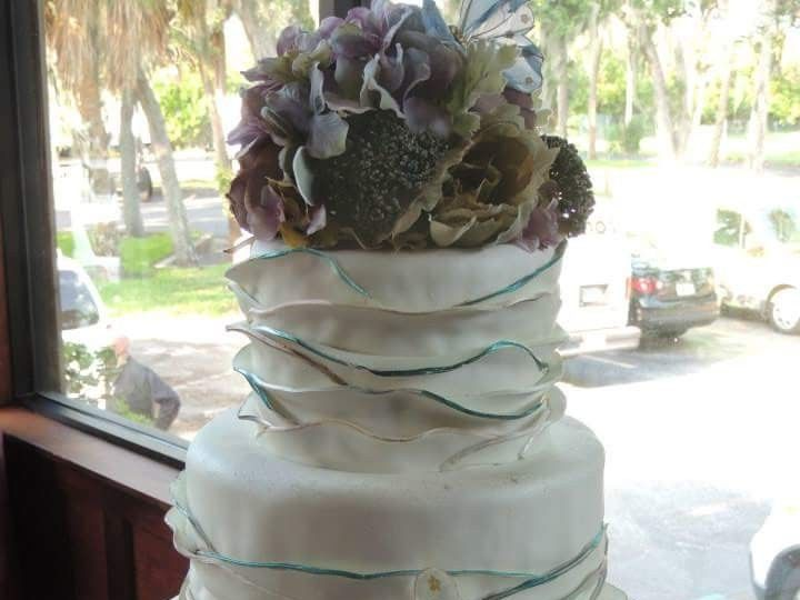 Tmx 1463682346043 Facebook1463625503141 Tampa, FL wedding cake