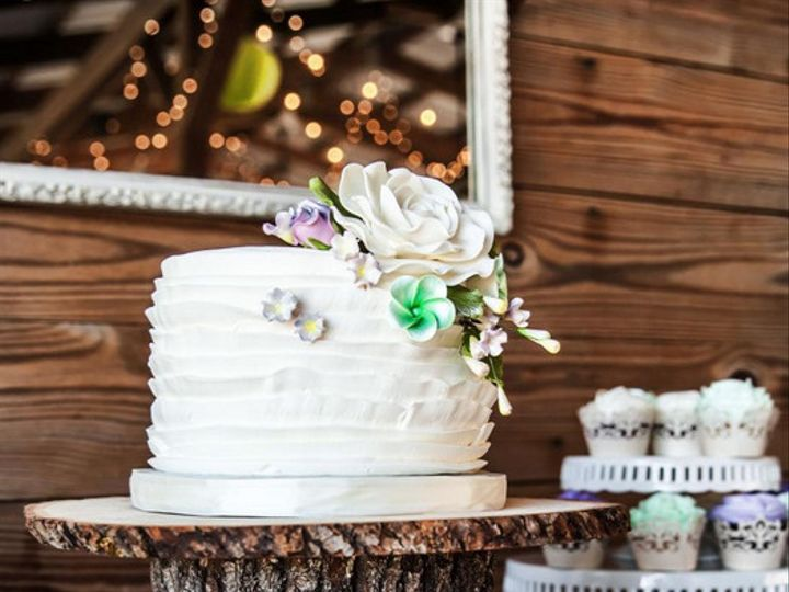 Tmx 1476798264704 Ranch Wedding Cake Tampa, FL wedding cake