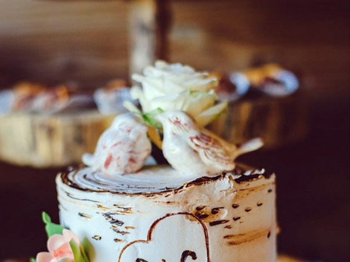 Tmx 1476798297162 Rustic Wedding Cake Tampa, FL wedding cake