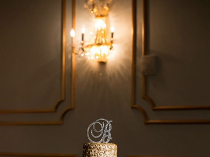 Tmx 1476798305598 1920s Wed Cake Tampa, FL wedding cake