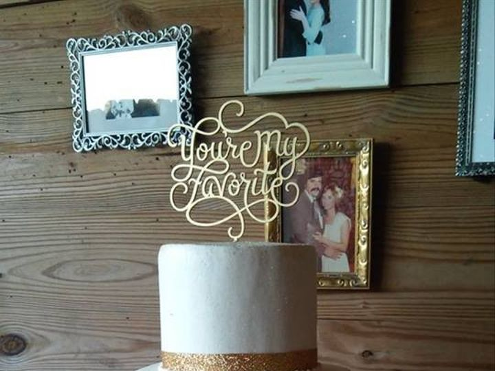 Tmx 1485284252102 3 Tier Cake Tampa, FL wedding cake