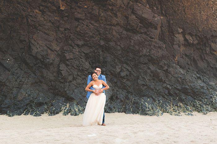 Oregon Coast Wedding - Cannon Beach