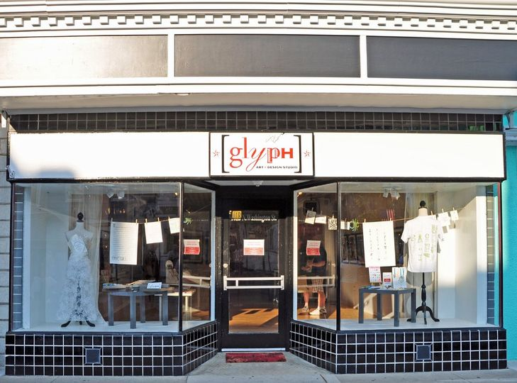 Our storefront...