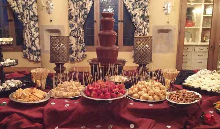 A New Taste Sensation Chocolate Fountains