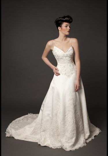 You would rather elope in an ivory dress you already have in the closet. Cinderella was not your...