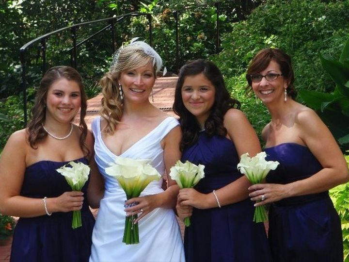Tmx 1376063179175 Calla Bouquets Perry Hall, MD wedding florist