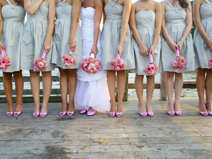 Tmx 1376063184299 Pink Shoes Perry Hall, MD wedding florist