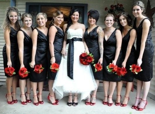 Tmx 1376063208053 Red Shoes Perry Hall, MD wedding florist