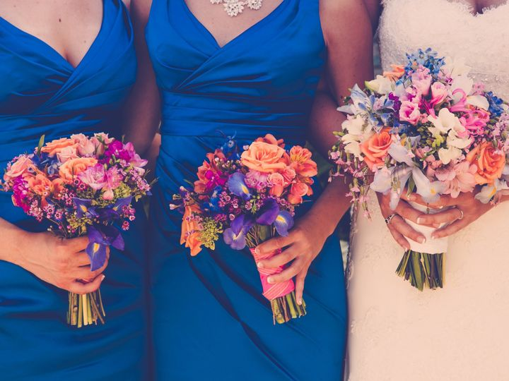 Tmx 1500654733042 Bridal And Bridesmaids Matching Perry Hall, MD wedding florist
