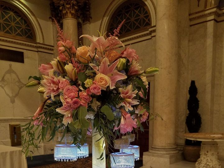 Tmx 1530902297 0fd760c6e24dfe25 1500665157901 2016 08 25 13.02.13 Perry Hall, MD wedding florist