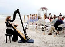 Tmx 1523381010 E81ca48fd253facc 1523381010 Dfbd9cd4a02d8d27 1523381009178 2 Beach Harp Wedding Daytona Beach wedding band