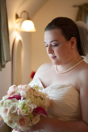 bride victoria pontill