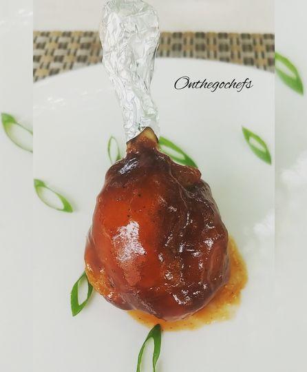 Lollipop Chicken