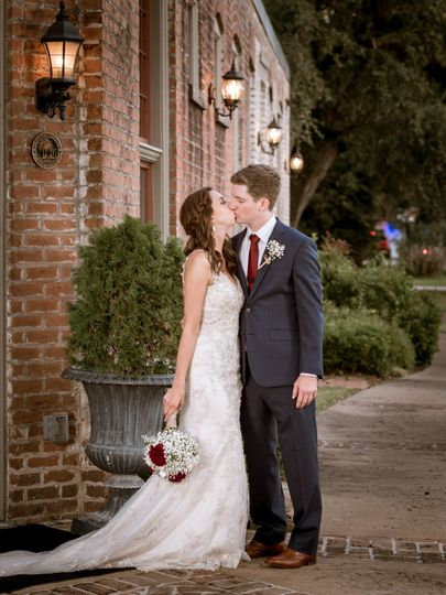 Butler's Courtyard Wedding