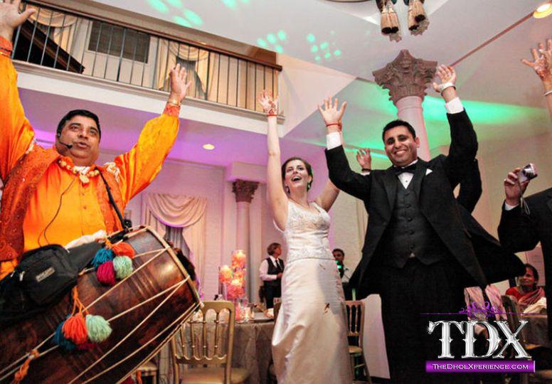 tdx fusion wedding live dho
