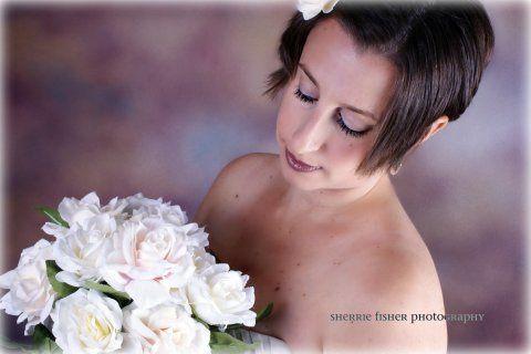 Blushing Brides, Beautiful Lashes