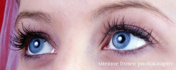 Up-close, these lash extensions are virtually undetectable. Your guests will think your lashes are...