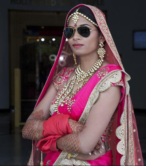 bride w attitude