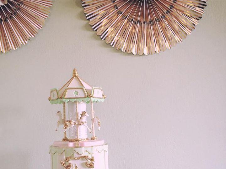 Tmx Carusel 1 51 1046371 V1 Bronxville, NY wedding cake