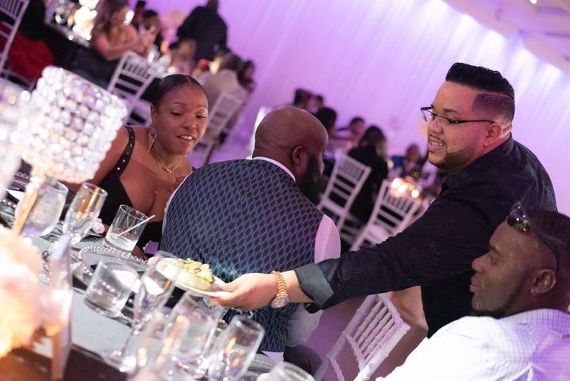 Wedding Catering Reception