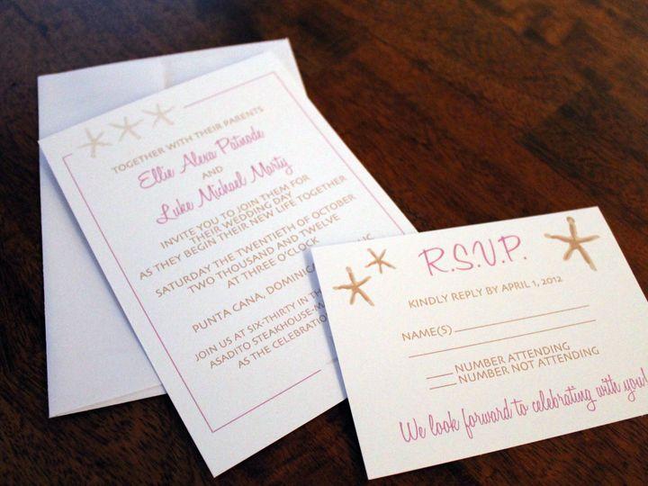Tmx 1463866116424 Img0386 Monticello wedding invitation