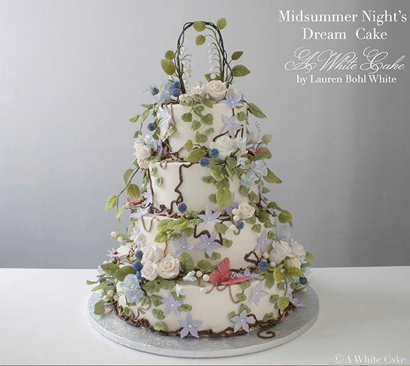 Midsummer night cake